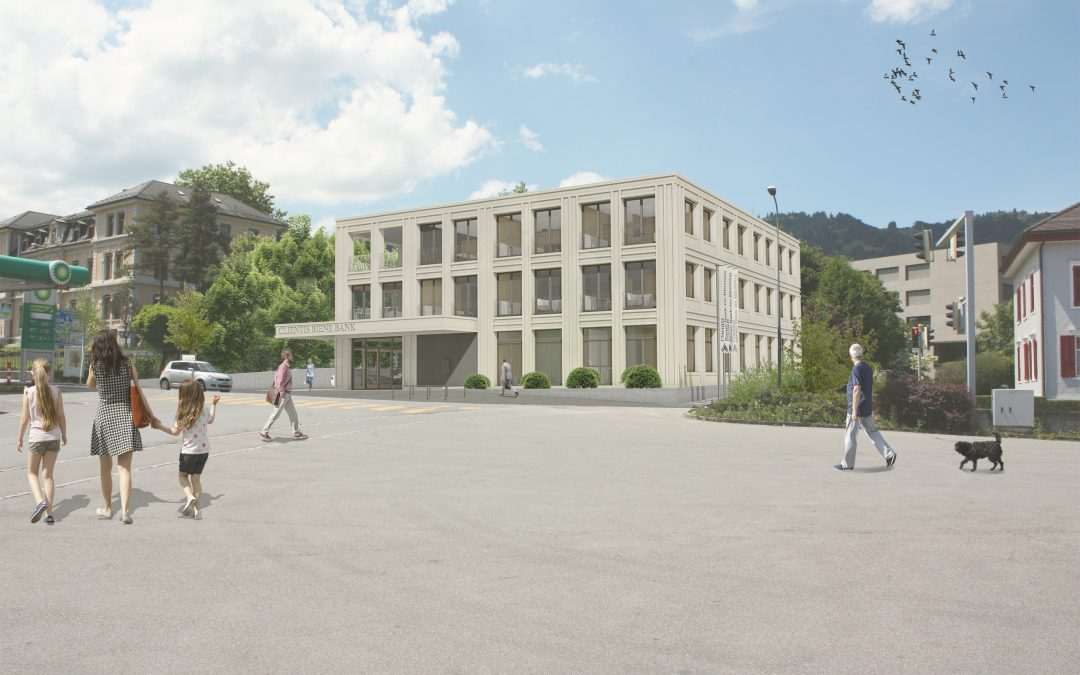 Hauptsitz Biene Bank