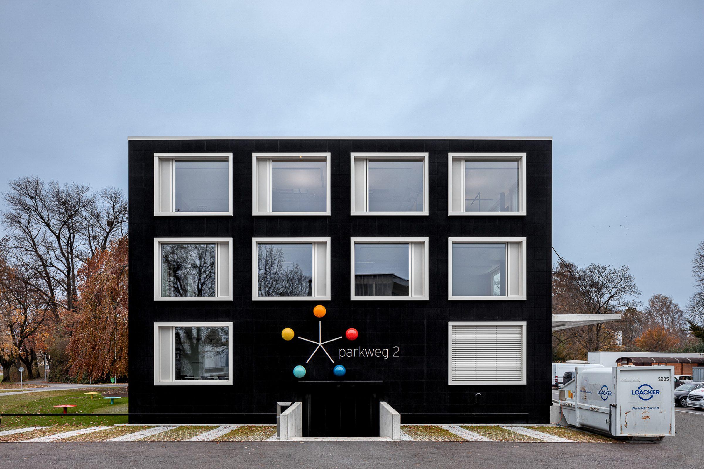Neubau Büro- und Gewerbehaus